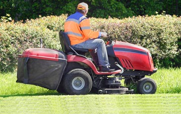 Amersham Common lawn mowing costs