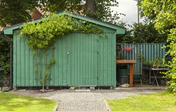 benefits of Amersham Common garden storage sheds